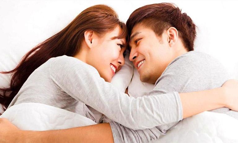 Nên quan hệ tình dục với tầng suất vừa phải để hạn chế phát sinh những cơn đau