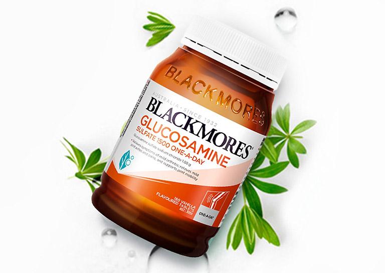 Phân biệt Blackmores Glucosamine thật và giả
