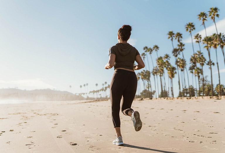Vận động và luyện tập mỗi ngày