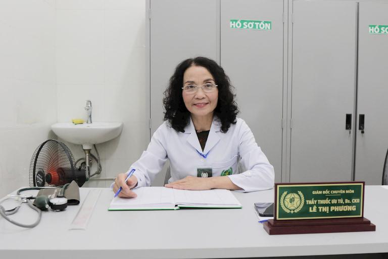 Bác sĩ Lê Phương trực tiếp tham gia buổi thảo luận giải pháp ngăn ngừa bệnh xương khớp có xu hướng trẻ hóa