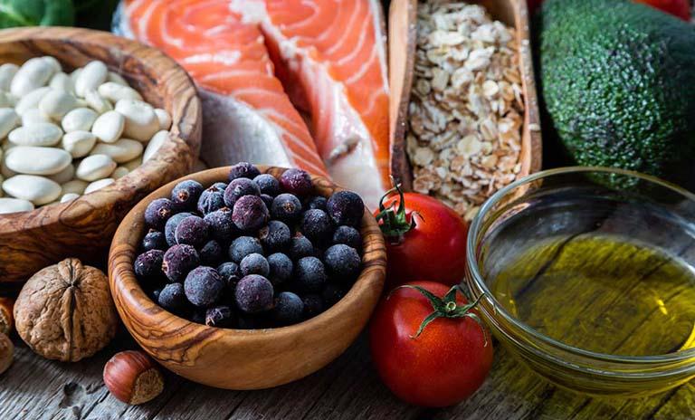 Thiết lập một chế độ ăn uống giàu dinh dưỡng