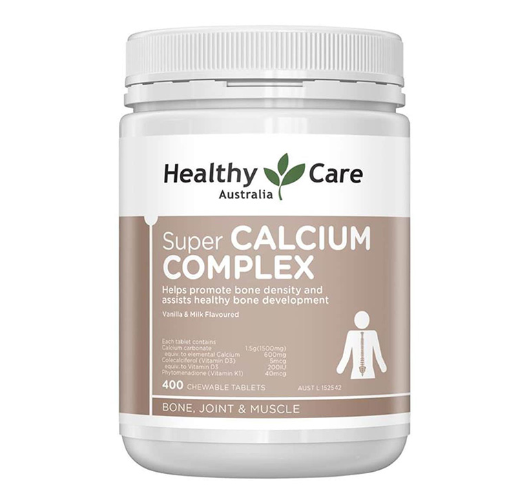 Viên uống Healthy Care Super Calcium Complex