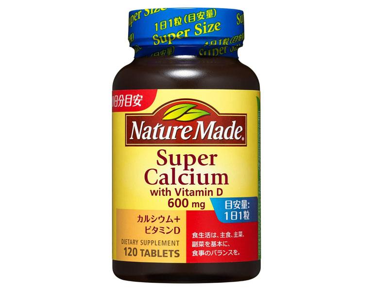 Viên uống Nature Made Super Calcium