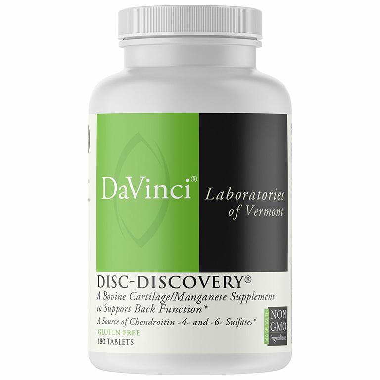 Davinci Disc Discovery