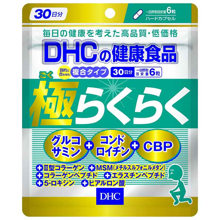 Glucosamine DHC của Nhật Bản là thực phẩm chức năng