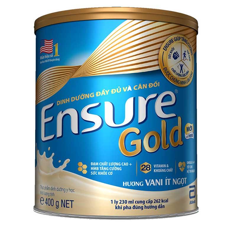 Sữa Ensure Gold