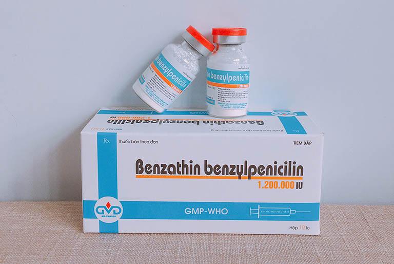 Thuốc kháng sinh Benzathine Penicilline