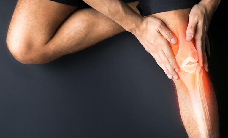 Tiêm không đúng vào vị trí làm mất chứng năng vận động khớp
