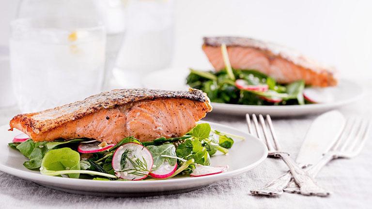 Thiết lập chế độ dinh dưỡng phù hợp