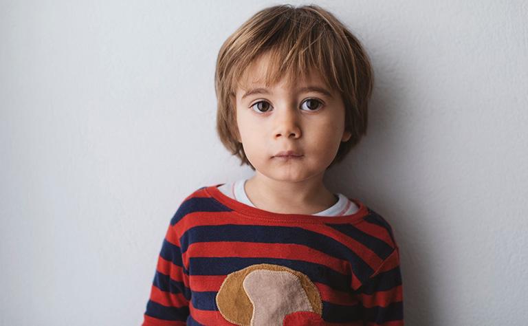 Trẻ bị còi xương do thiếu vitamin D
