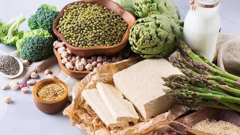 Tăng cường bổ sung thực phẩm giàu canxi để phát triển khung xương chắc khỏe