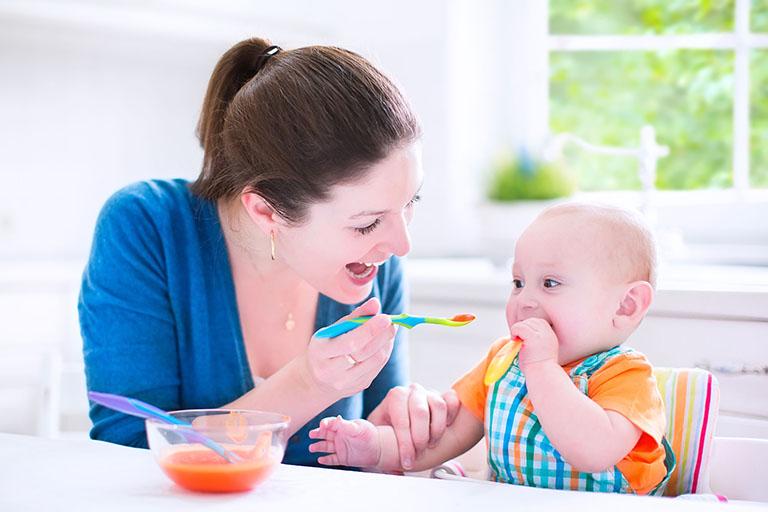 Phòng ngừa còi xương và suy dinh dưỡng ở trẻ em