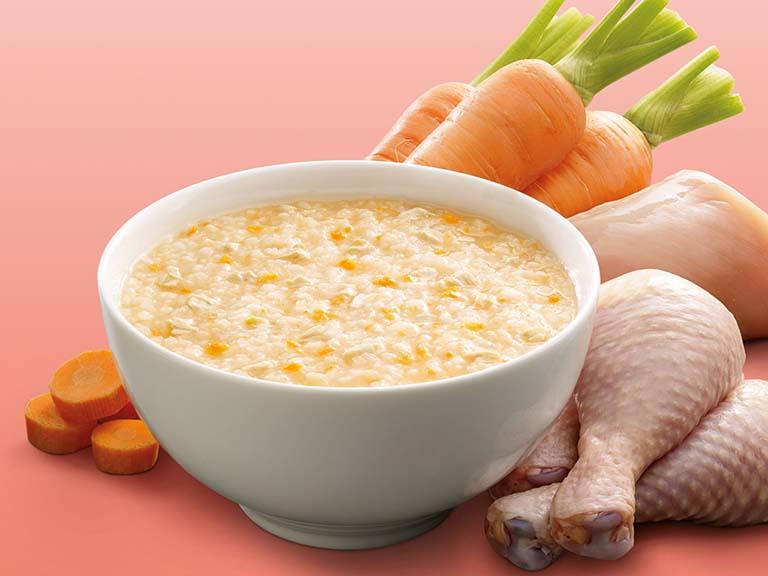 Đảm bảo cung cấp đầy đủ cho trẻ bốn nhóm chất chính trong chế độ dinh dưỡng