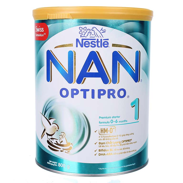 Sữa Nan Optipro