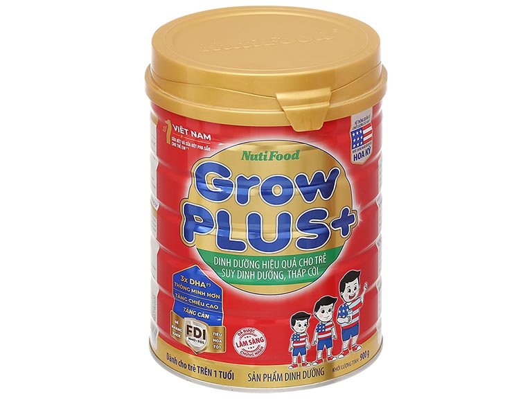 Sữa Nutifood Grow Plus+