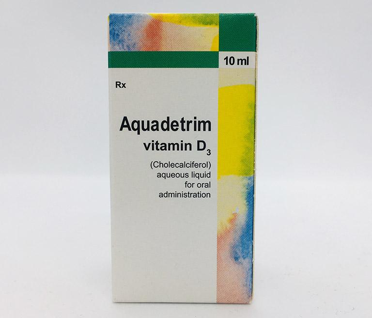 Thuốc Aquadetrim