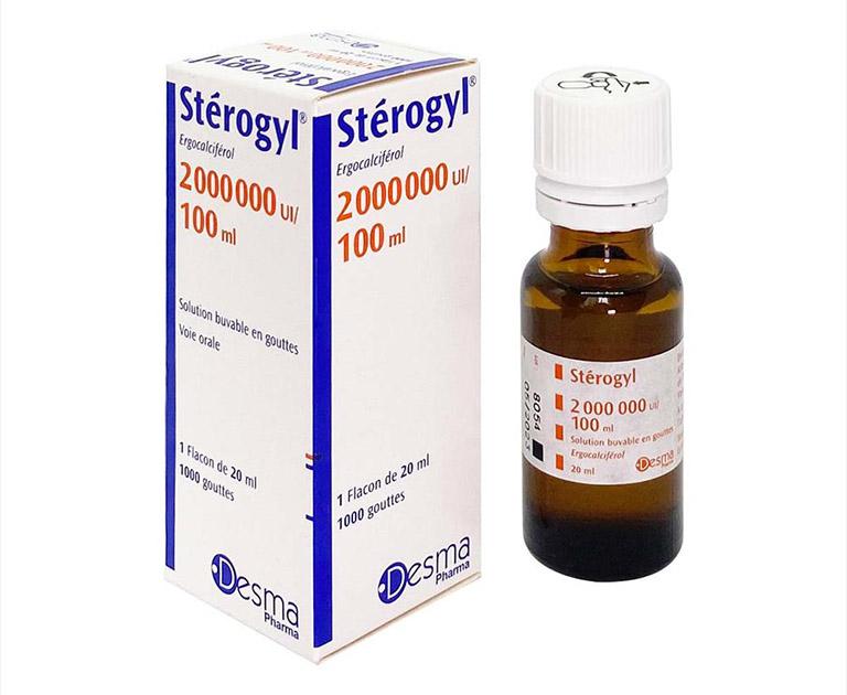 Thuốc Sterogyl